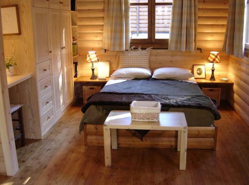 Timber Land Cabins Ζαρούχλα Ακράτας